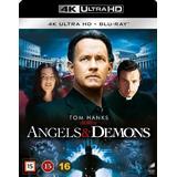 Angels Filmer Änglar och demoner (4K Ultra HD + Blu-ray) (Unknown 2016)