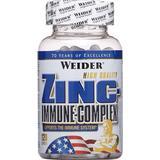 Weider Zinc Immune Complex Neutral 97g 120 st