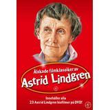 Filmer Astrid Lindgren: Boxen med alla filmer (23DVD) (DVD 2015)