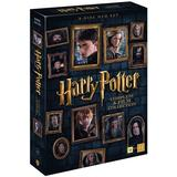 Filmer Harry Potter 1-8: Slimbox + karta & booklet (8DVD) (DVD 2016)