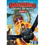 Draktränaren 2 Filmer Draktränaren: Riders of Berk part 2 (2DVD) (DVD 2013)