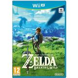 Nintendo Wii U-spel The Legend of Zelda: Breath of the Wild