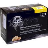 Briketter Bradleysmoker Alder Flavour Bisquettes BTAL120