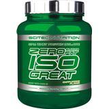 Scitec Nutrition Zero Sugar/Zero Fat Iso Strawberry 900g