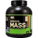 Gainers Optimum Nutrition Serious Mass Vanilla 2.72kg