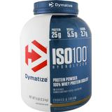 Protein Dymatize ISO100 Cookies & Cream 2.3kg