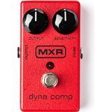 Effektenheter till musikinstrument Jim Dunlop M102 MXR Dyna Comp Compressor
