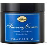 Rengöring & Mjukgörande för skägg The Art of Shaving Shaving Cream Lavender 150g