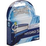 Rakblad & Rakbladskassetter Wilkinson Sword Hydro 5 Razor Blades 4-pack