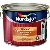 Nordsjö Tinova Traditional Exterior Träfasadsfärger Svart 10L