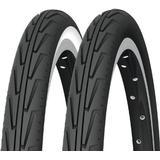 Cykeldäck Michelin City'J 20x1.75 (44-406)