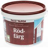 Falu Vapen - Träfärger Röd 10L