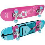 "Rosa Kompletta skateboards Hudora Wonders 8"""