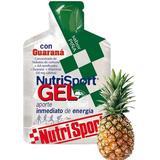 Kosttillskott Nutrisport Gel+Guarana Pineapple 40ml 24 st
