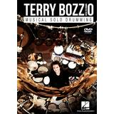 Terry Bozzio: Musical Solo Drumming [DVD]