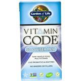 Vitaminer & Mineraler Garden of Life Vitamin Code 50 & Wiser Men 120 st