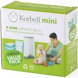 Blöjpåsar Korbell Mini Refill 3-pack