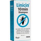 Lusbehandling Meda 10min Linicin Shampoo 100ml