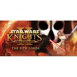 Mac-spel Star Wars Knights Of The Old Republic 2 - The Sith Lords