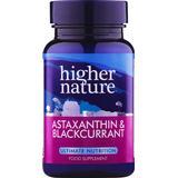 Higher Nature Astaxanthin & Blackcurrant 90 st