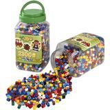Pärlor Hama Maxi Beads in Tub 8587