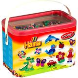 Pärlor Hama Midi Beads in Bucket 202-00