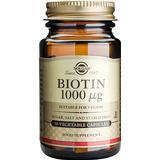 Behovsanpassade tillskott Solgar Biotin 1000mg 50 st