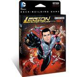 Sällskapsspel Cryptozoic DC Comics Deck-Building Game: Crossover Pack 3: Legion of Superheroes