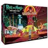 Sällskapsspel Cryptozoic Rick & Morty: Anatomy Park