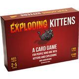 Kortspel Exploding Kittens: Original Edition