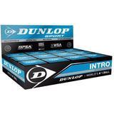 Squashbollar Dunlop Intro 12-pack