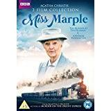Paddington Filmer Miss Marple – The Murder at the Vicarage & 4.50 from Paddington [DVD]