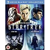 Star Trek Beyond Blu-ray Star Trek, Star Trek Into Darkness & Star Trek Beyond [Blu-ray] [2016] [Region Free]