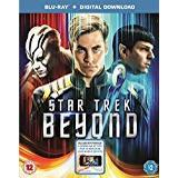 Star Trek Beyond Blu-ray Star Trek Beyond (Blu-ray + Digital Download) [2016] [Region Free]