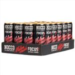 Nocco BCAA Focus 2 Melon Crush 330ml 24 st