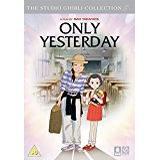 Yesterday Filmer Only Yesterday [DVD] [2016]