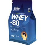 Star Nutrition Whey-80 Chocolate Banana 1kg