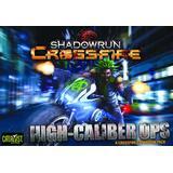 Sällskapsspel Catalyst Shadowrun: Crossfire High Caliber Ops