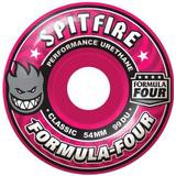 Skateboardhjul Spitfire Formula Four Classic 52mm 99A