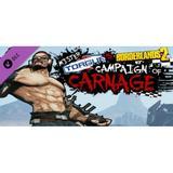 Mac-spel Borderlands 2: Mr. Torgue's Campaign of Carnage