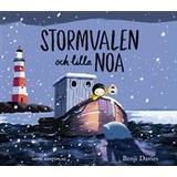 Stormvalen och lilla Noa (Inbunden, 2017)