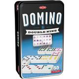 Sällskapsspel Tactic Double 9 Domino