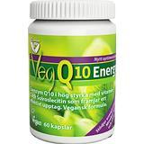 Vitaminer & Mineraler Omnisympharma VegQ10 Energy 60 st