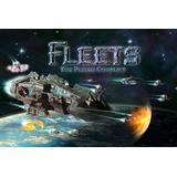 Sällskapsspel Fryxgames Fleets: The Pleiad Conflict