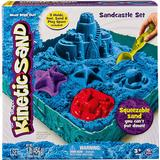 Magisk sand Spin Master Kinetic Sand Sandcastle Set