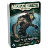 Sällskapsspel Fantasy Flight Games Arkham Horror: Curse of the Rougarou Scenario Pack