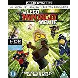 Ninjago dvd Filmer The Lego Ninjago Movie [4K UHD] [Blu-ray]