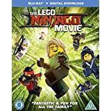 Ninjago dvd Filmer The LEGO Ninjago Movie [Blu-ray + Digital Download] [2017] [Region Free]
