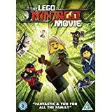 Ninjago dvd Filmer The LEGO Ninjago Movie [DVD + Digital Download] [2017]