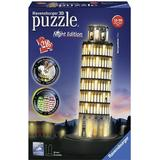 3D-pussel Ravensburger Leaning Tower of Pisa Night Edition